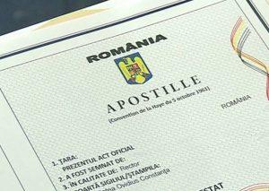 traducere apostila